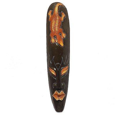 Máscara p/ Parede Gecko 50cm - Bali
