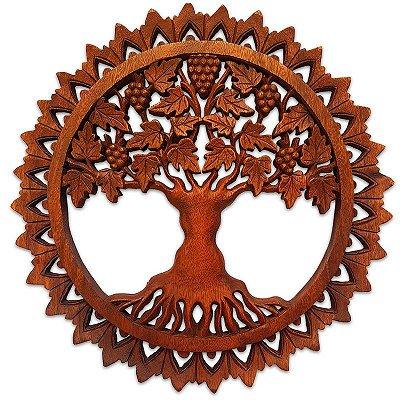 "Mandala Árvore ""Pohon Beringin"" 40cm"
