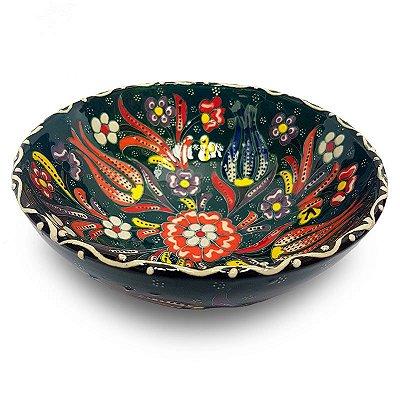 Tigela Turca em Cerâmica