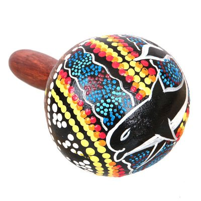 Instrumento Musical Bali | Marakas