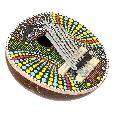 Instrumento Musical de Bali - Carimba