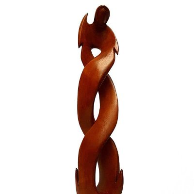 "Escultura Surrealista ""Mulher Espinhosa"""