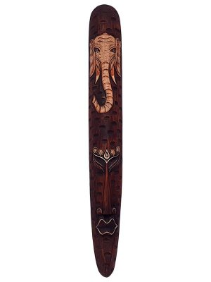 Máscara Decorativa de Bali - Elefante