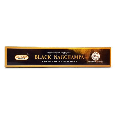 Incenso Indiano Black NagChampa