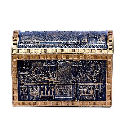 Caixa Decorativa Egípcia Efésios