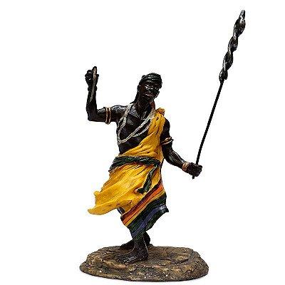 Estátua Orixá Oxumarê