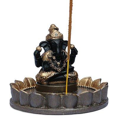 Incensário Ganesh Flor De Lótus