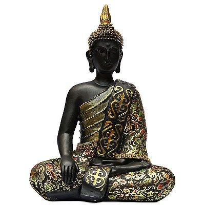 Estátua Decorativa Buda Sidarta