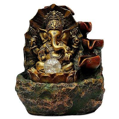 Fonte de Água Deus Ganesh - Bivolt