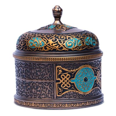Caixa Decorativa Egípcia Hórus