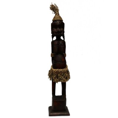 Escultura Primitivo Tribal Bali