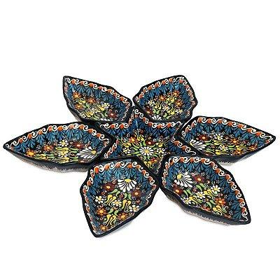 Petisqueira Estrela em Cerâmica Turca