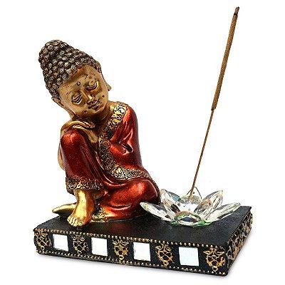 Incensário Buda Relax
