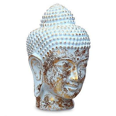 Cabeça de Buda Em Resina - Bali