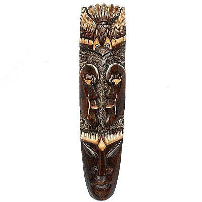 Máscara Decorativa Luar De Bali