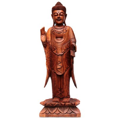 Buda Vitarka Mudra Em Pé 100cm