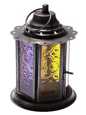 Lanternas Decorativas p/ Velas Marrakesh Sattva - 03 Opções