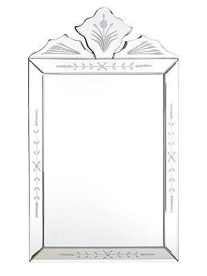 Espelho Retangular Veneziano 50x30cm