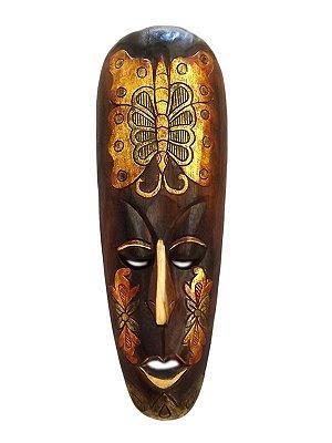 Máscara Decorativa de Bali Prada 50cm