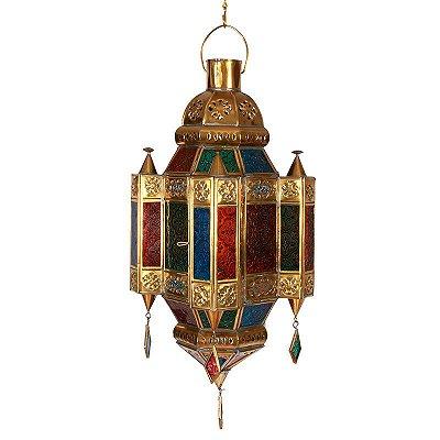 Luminária Pendente Marrakesh Color