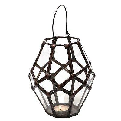 Lanterna Marroquina Caleidoscópio