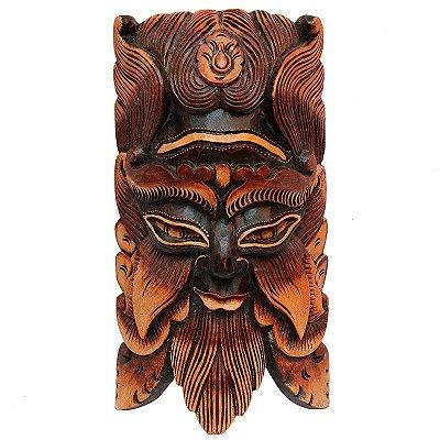 Máscara Balinesa Ancestral 50cm