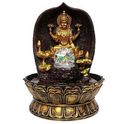 Fonte Shiva Gold 30cm
