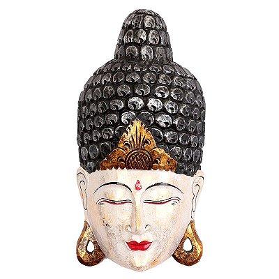 Cabeça de Buda Bali 50cm