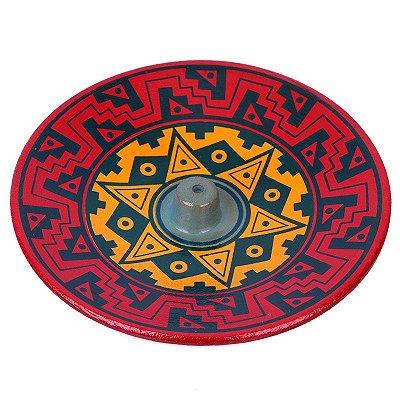 Incensários Peruanos Mandala
