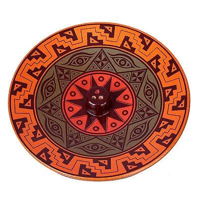 Incensários Peruanos Mandala G