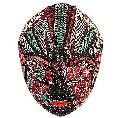 Máscara Batik Tatuada 22cm