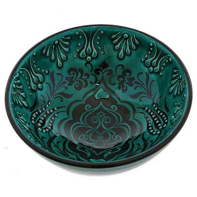Tigela Turca em Cerâmica - 12cm