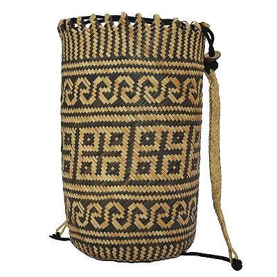 Bolsa em Bambu 35cm - Bali