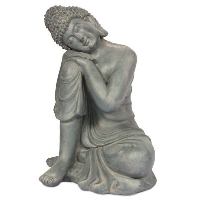 Buda ''Relax'' em Fibra 65cm