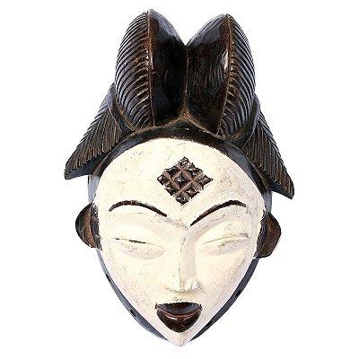 Máscara Africana p/ Decoração 32cm