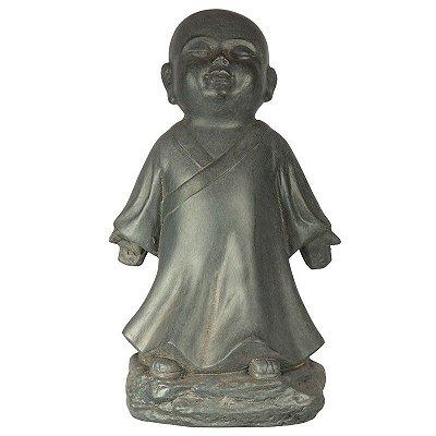 Monge Budista em Pé 50cm | Fibrocimento