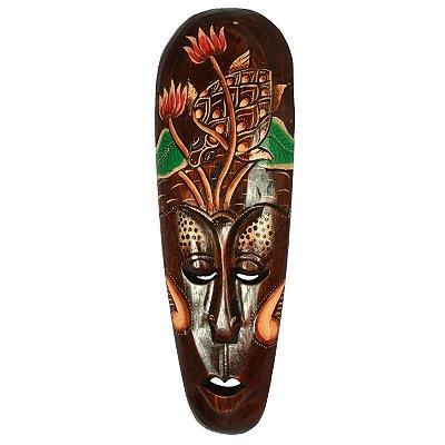 Máscara Lombok Nature Tartaruga 50cm | Bali