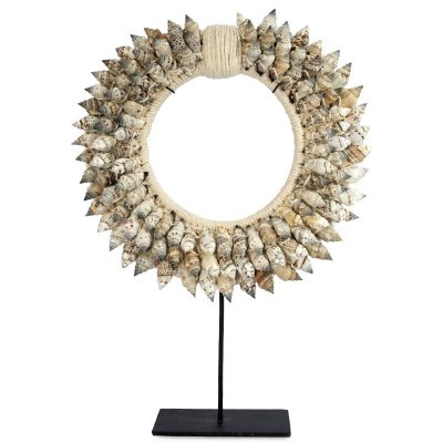 Colar Étnico Decorativo 48cm | Conchas