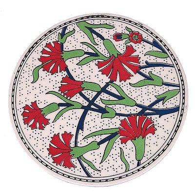 Descanso p/ Panela em Cerâmica Turca | 15cm