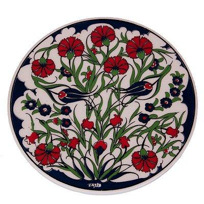 Descanso p/ Panelas em Cerâmica Turca | 15cm