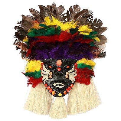 Máscara Decorativa Amazonense | 30cm
