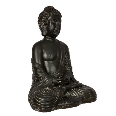 Buda Sentado 65cm | Fibrocimento