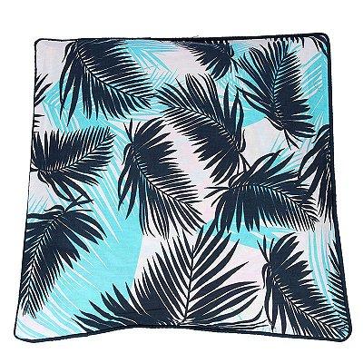 Capa de Almofada Tropical | Folhas Color