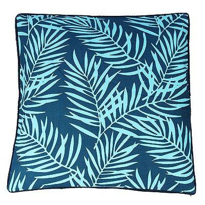 Capa de Almofada Tropical |  Folhas