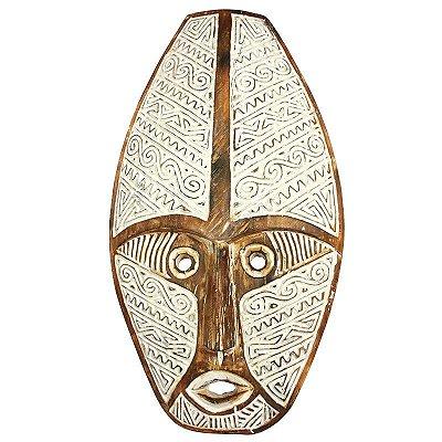 Máscara Artesanal Timor Leste 75cm