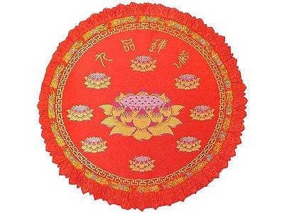 Almofada de Meditação Redonda