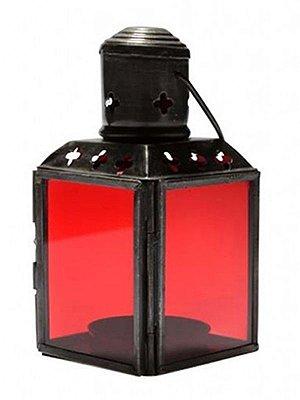 Lanterna Decorativa p/ Velas - Chit - 06 Opções de Cores
