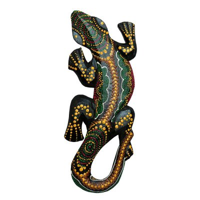 Lagarto Gecko Bali 30cm