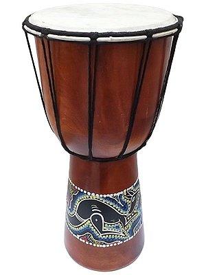 Tambor Africano Djembê 40cm - Bali