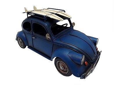 Miniatura de Carro Surf em Metal 32cm
